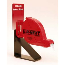 Gag Gift - Take A Number Dispenser w/Counter Stand and Wall Mount #SG-GAG1